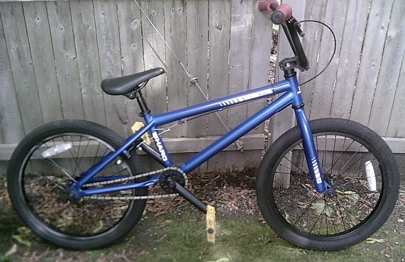 bfd7acdd4f3 Berkshire Vintage Treasures - Bicycles: BMXHARO 200.1 STRONG FRAME ...