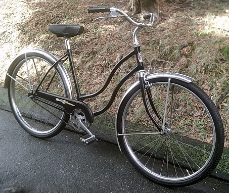 VINTAGE INDIAN PRINCESS BICYCLE